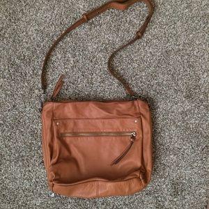 Liebeskind tan leather bag